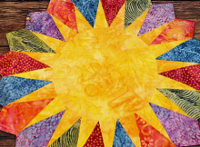 Sunshine Placemats and Quilt Pattern