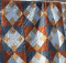 X-Squared Quilt Pattern