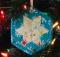 Woven Hexie Ornament Tutorial