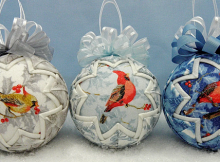 Tutorial for Making a Picture Ornament