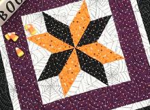 Simple Star Topper Pattern